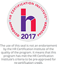 HRCI Pre-approved Training Courses