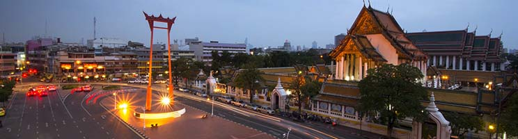 Training Courses in Bangkok, Thailand