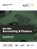 Mini Mba Accounting Amp Finance Training