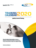2020 Training Plan