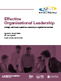 Effective Organisational Leadership