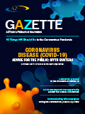 The GAZETTE<br> Issue 1 - March 2020