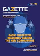 The GAZETTE<br> Issue 3 - May 2020
