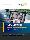 2021 Online Training Plan